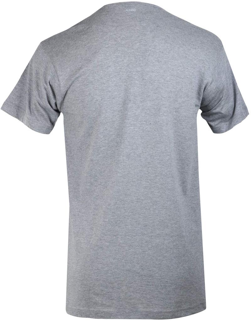 Alan Red Vermont T-Shirt V-Hals Mouse (1Pack) foto 2