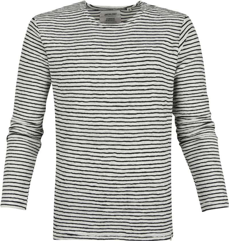 Anerkjendt Aksolar Sweater Hellgrau Foto 0