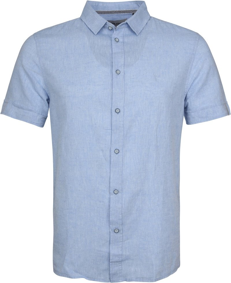 Anerkjendt Overhemd Kody Forget Blue foto 0