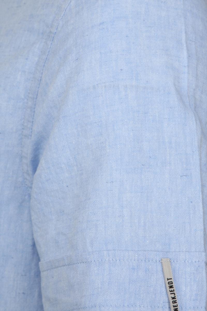 Anerkjendt Overhemd Kody Forget Blue foto 3