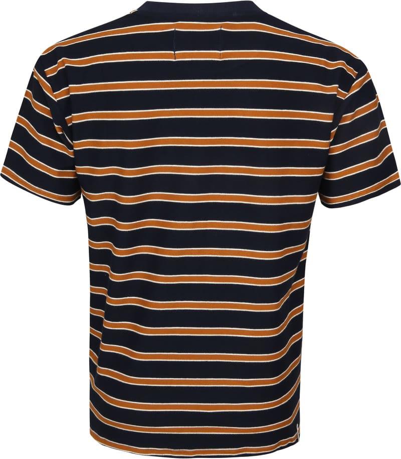 Anerkjendt T-shirt Akkikki Strepen foto 3