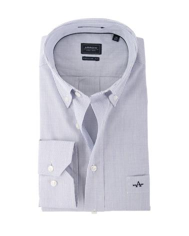 Arrow Overhemd Button Down Ruit  online bestellen | Suitable