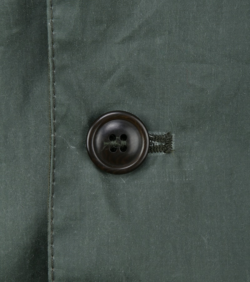 Barbour Ashby Wax Jas Groen foto 2