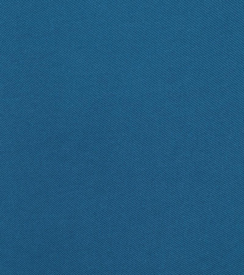Barbour Basic Pique Poloshirt Lyon Blau
