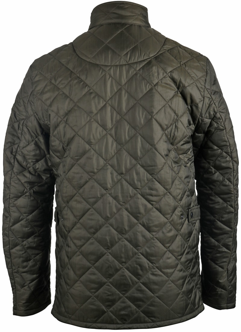Barbour Flyweight Chelsea Quilted Steppjacke Olivgrün Foto 1