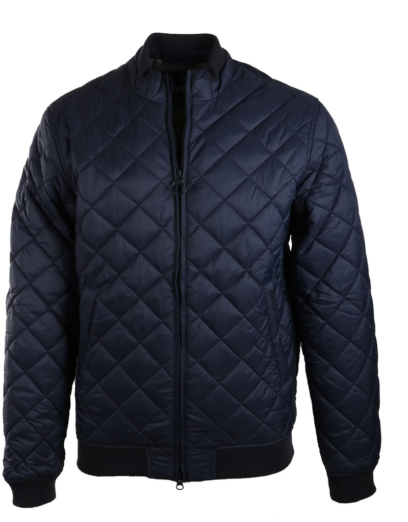 Barbour Holton Quilted Jas Donkerblauw  online bestellen | Suitable