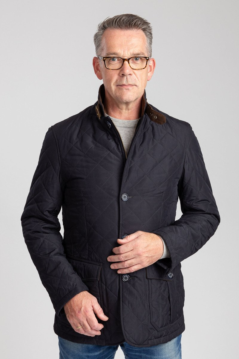Barbour Jacket Quilted Lutz