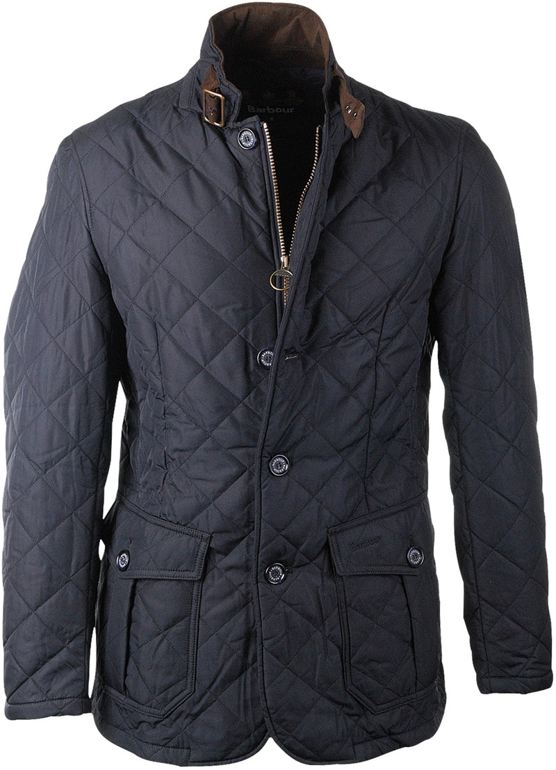 Barbour Jas Quilted Lutz foto 0