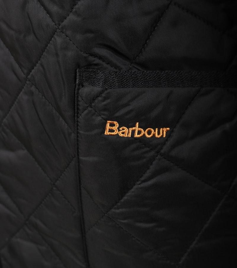 Barbour Liddesdale Quilt Zwart