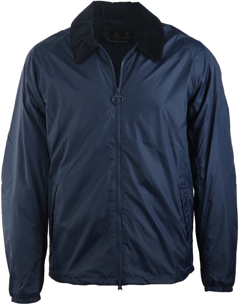 Barbour Lundy Jacket Navy photo 0