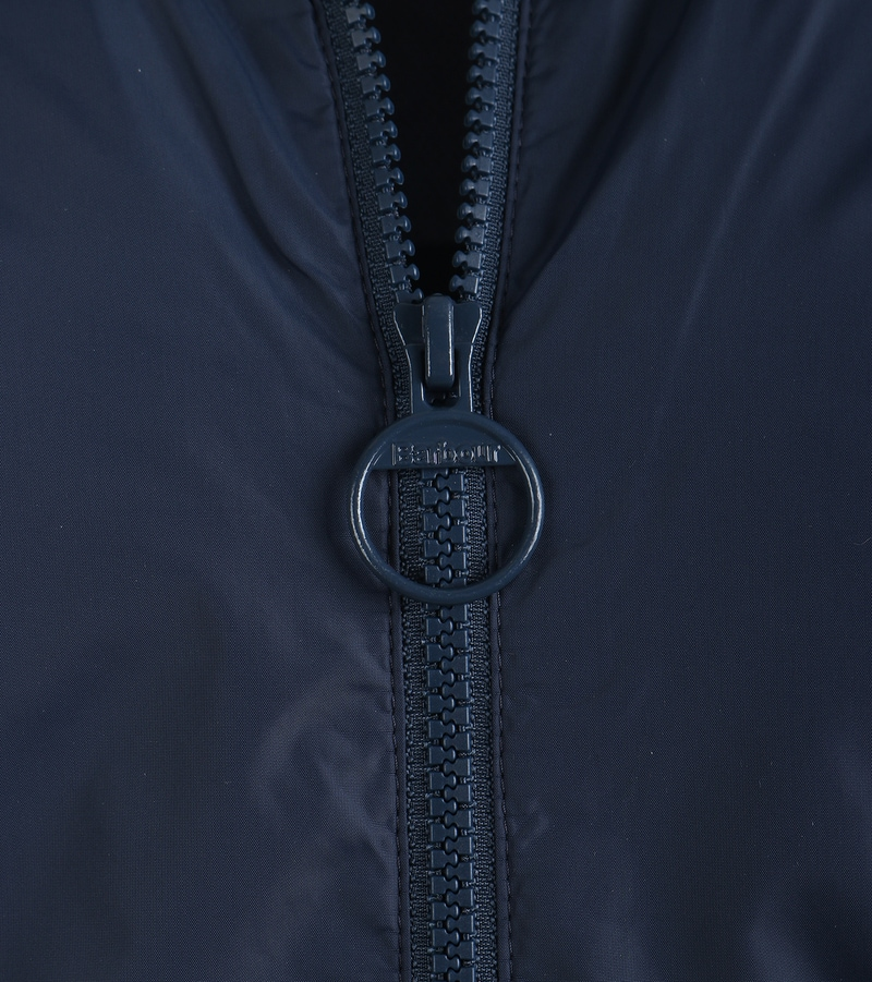 Barbour Lundy Jacket Navy photo 2