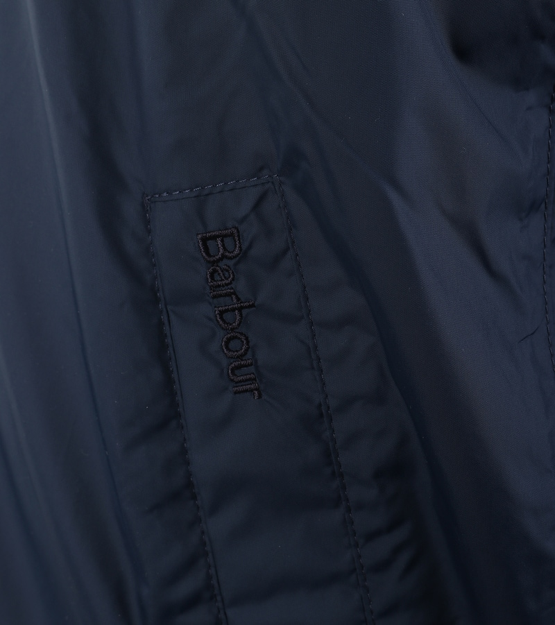 Barbour Lundy Jacket Navy photo 3
