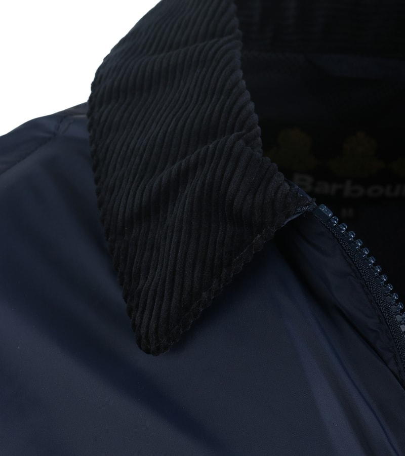 Barbour Lundy Jacket Navy photo 4