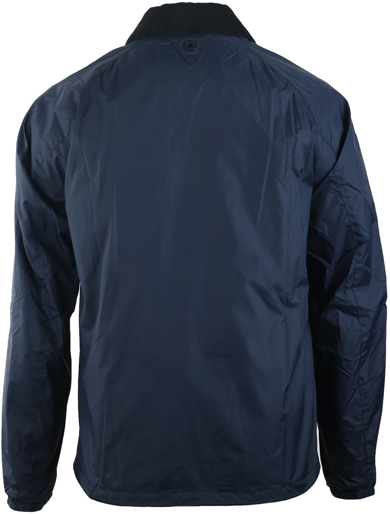 Barbour Lundy Zomerjas Donkerblauw foto 1