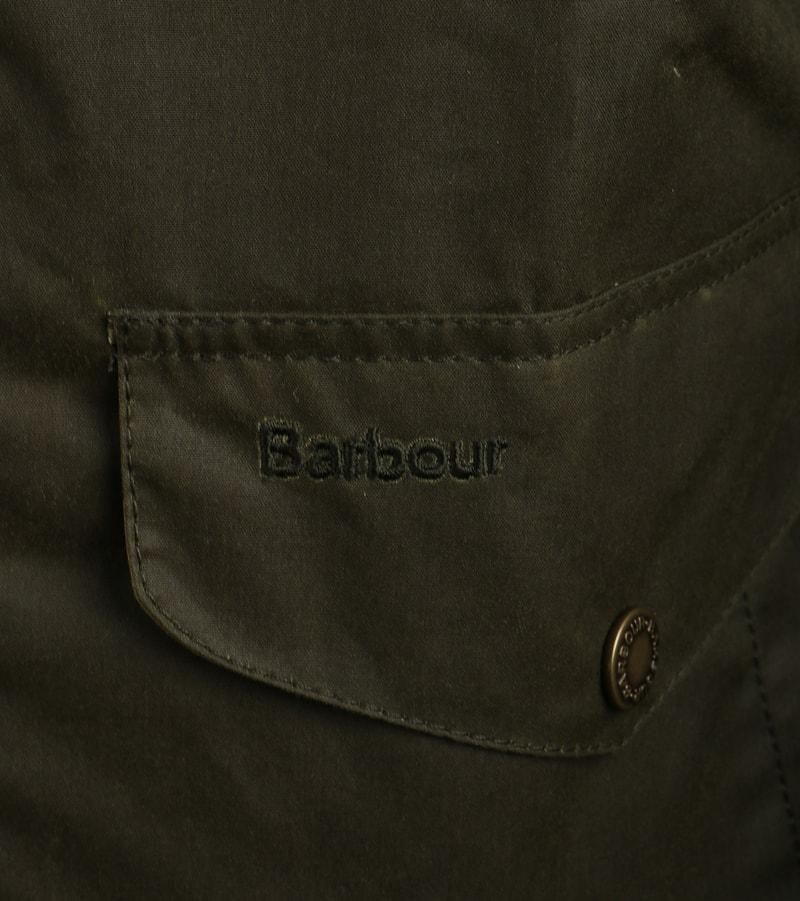 Barbour Orkney Wachsjacke Foto 3