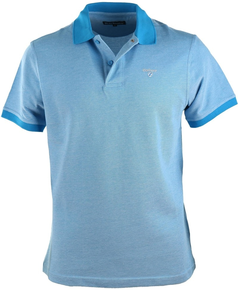 Barbour Polo French Blue  online bestellen | Suitable