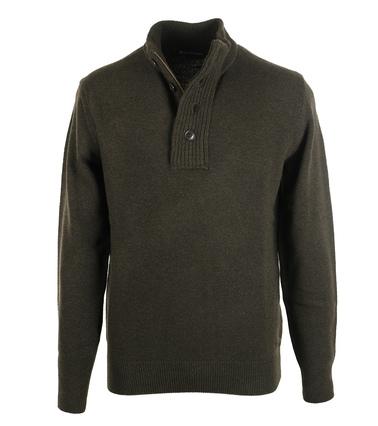 Barbour Pullover Patch Groen  online bestellen | Suitable