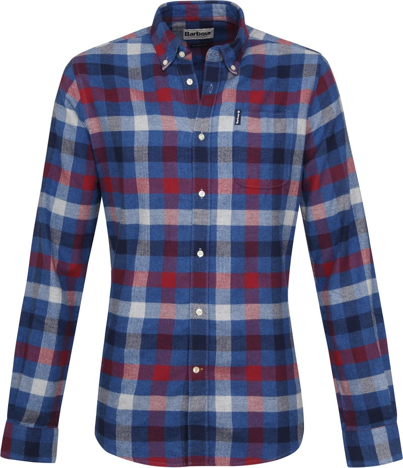 Barbour Shirt Country Check foto 0