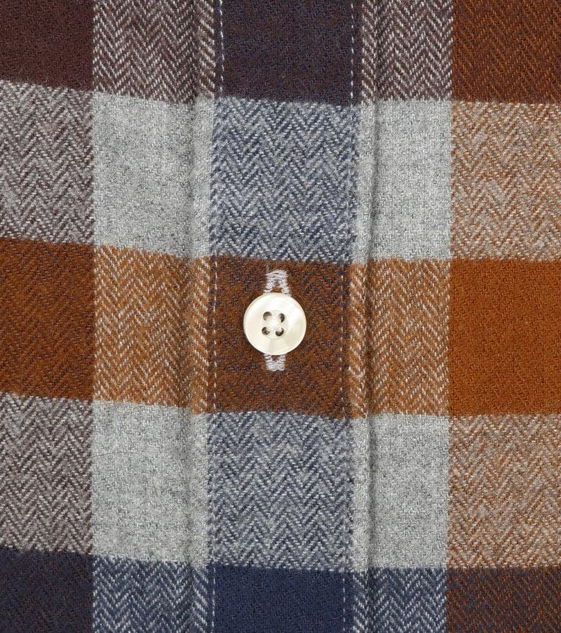 Barbour Shirt Diamant Copper Foto 2