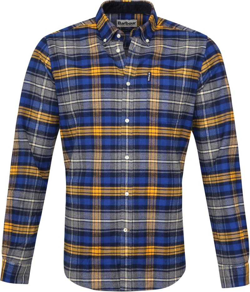 Barbour Shirt Highland Check photo 0