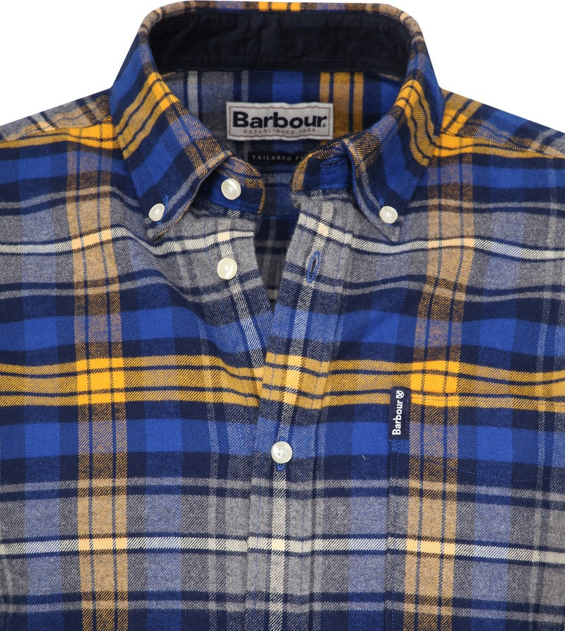 Barbour Shirt Highland Check photo 1