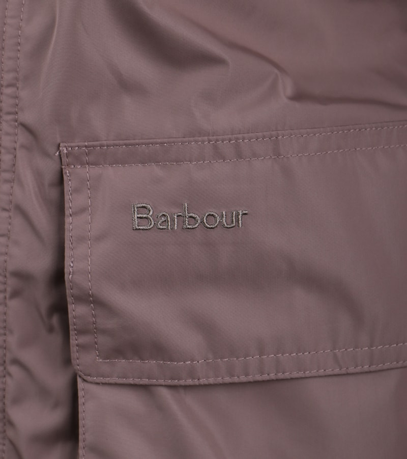 Detail Barbour Thurso Jas Zand