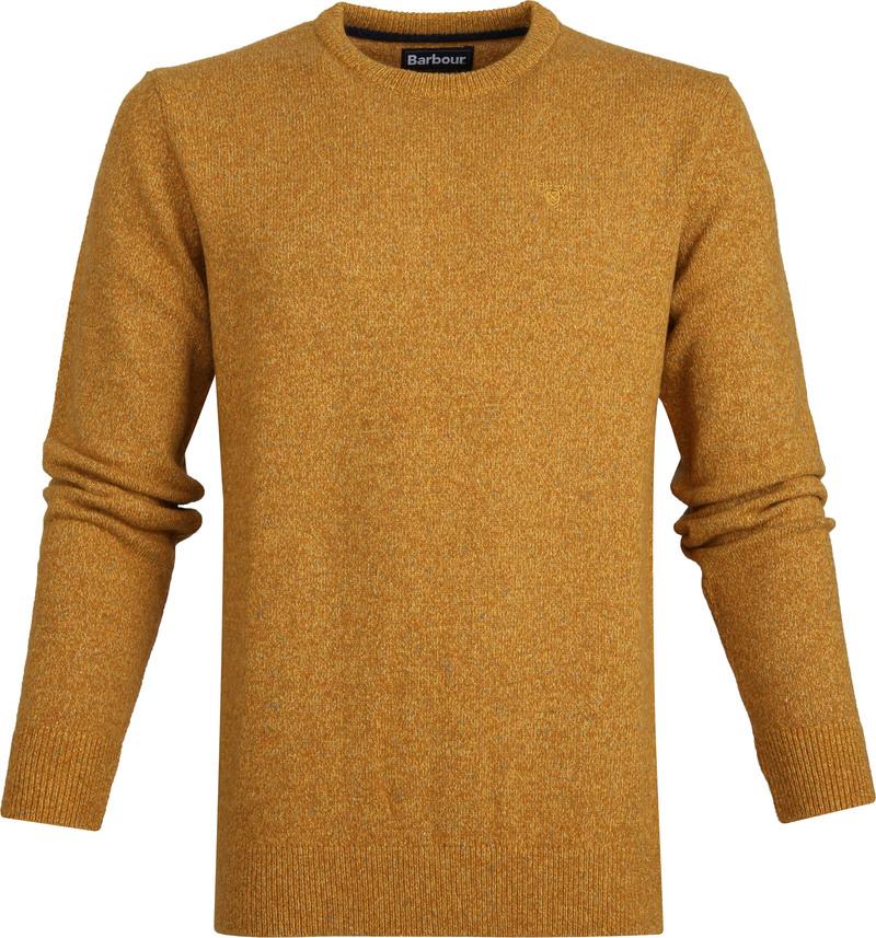 Barbour Tisbury Pullover Gelb Foto 0