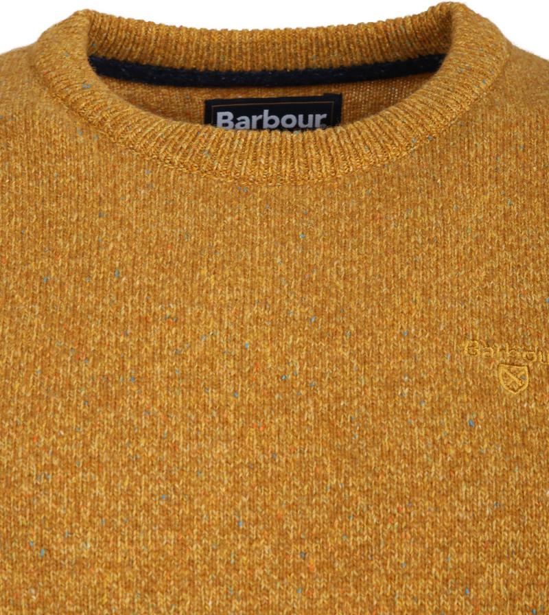 Barbour Tisbury Pullover Gelb Foto 1