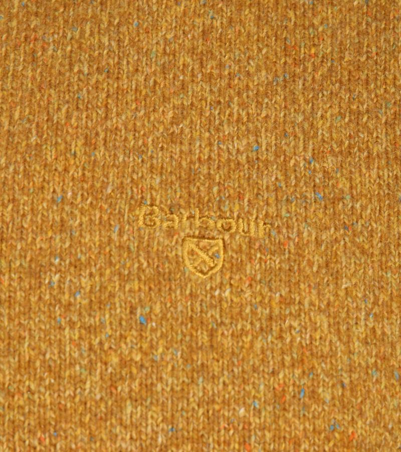 Barbour Tisbury Pullover Gelb Foto 2
