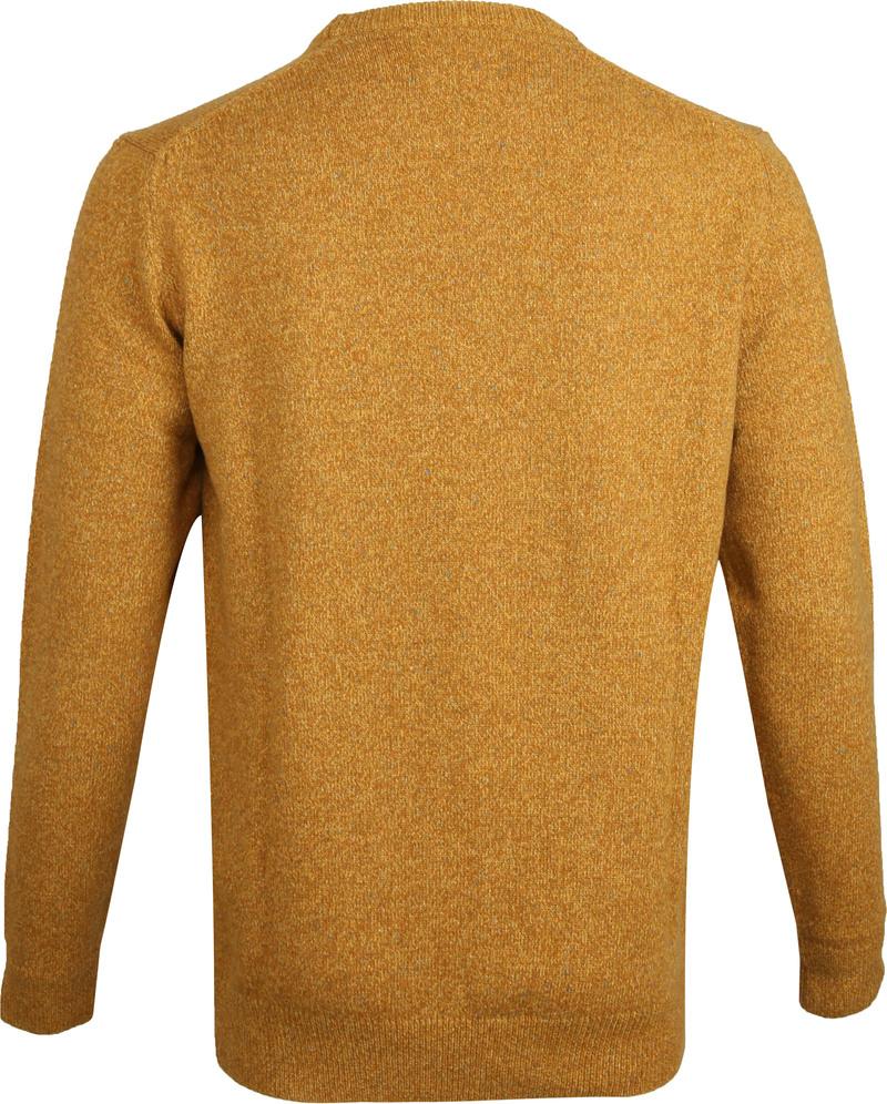 Barbour Tisbury Pullover Gelb Foto 3