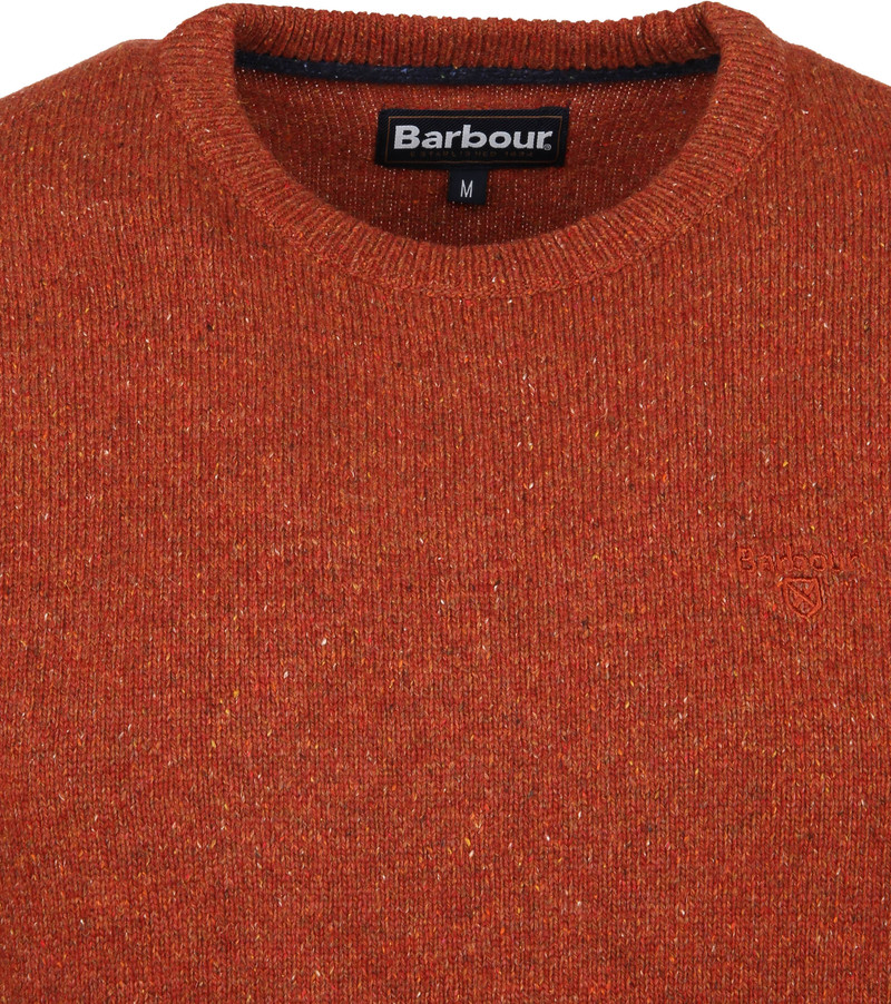 Barbour Tisbury Pullover Rost Foto 1