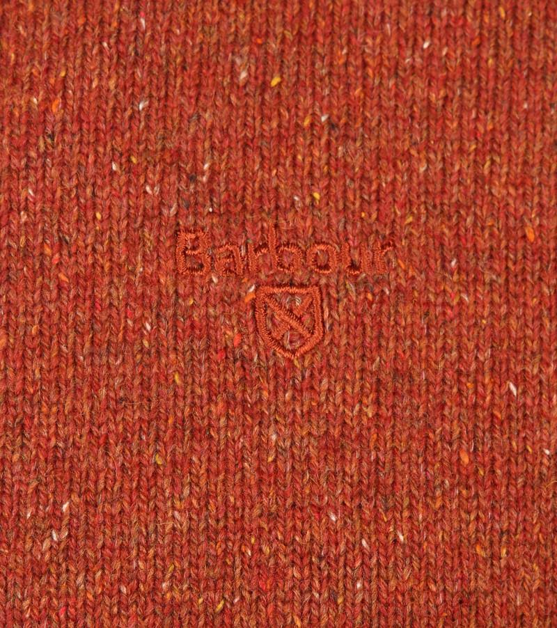 Barbour Tisbury Pullover Rost Foto 2