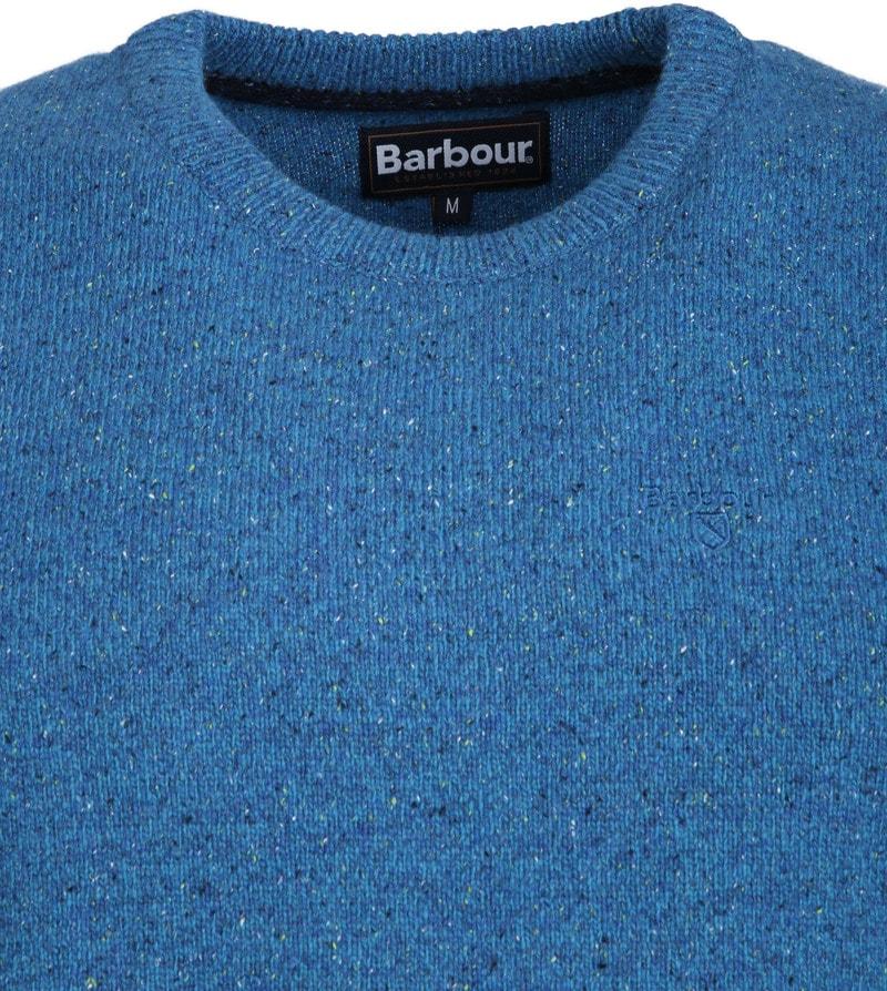 Barbour Tisbury Trui Blauw foto 1