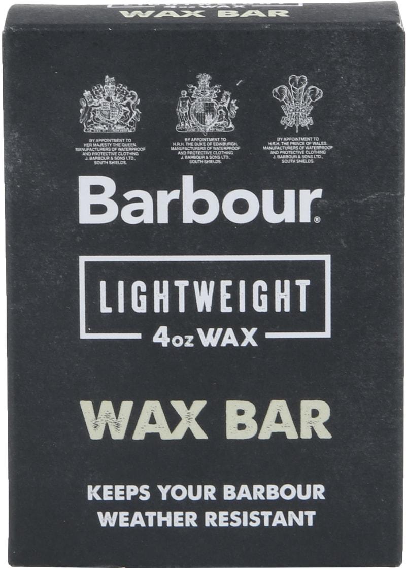 Barbour Wax Bar Lightweight 4oz Foto 1