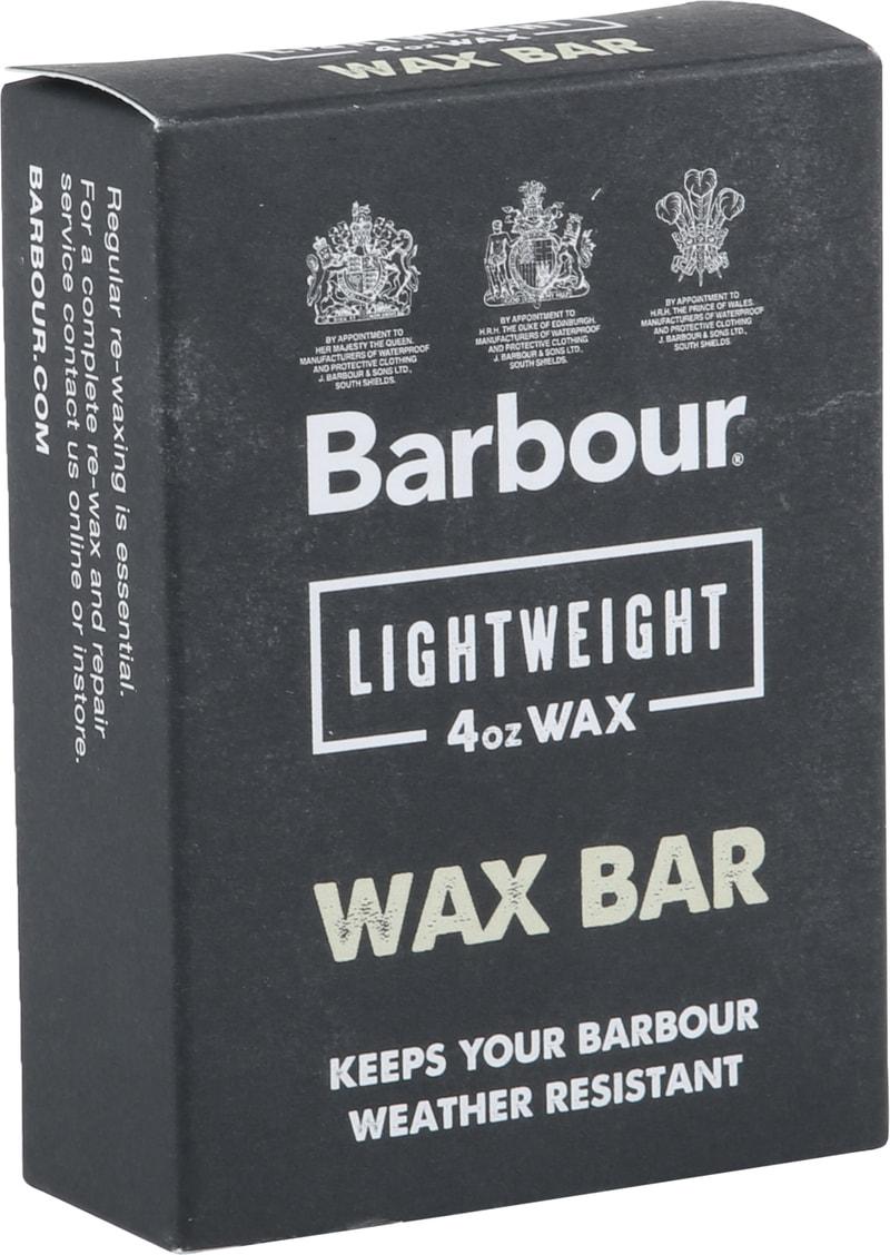 Barbour Wax Bar Lightweight 4oz Foto 0