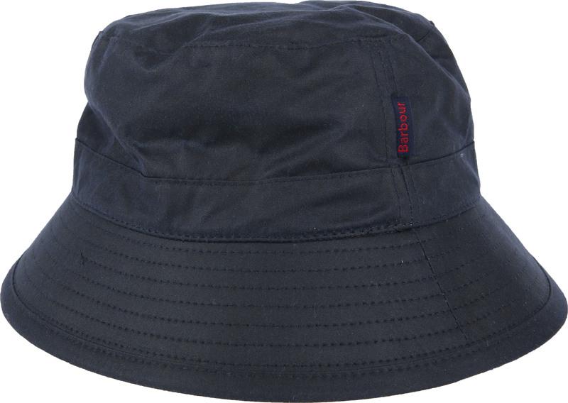 Barbour Wax Hat Navy photo 2