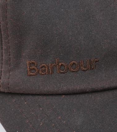 Detail Barbour Wax Pet Bruin