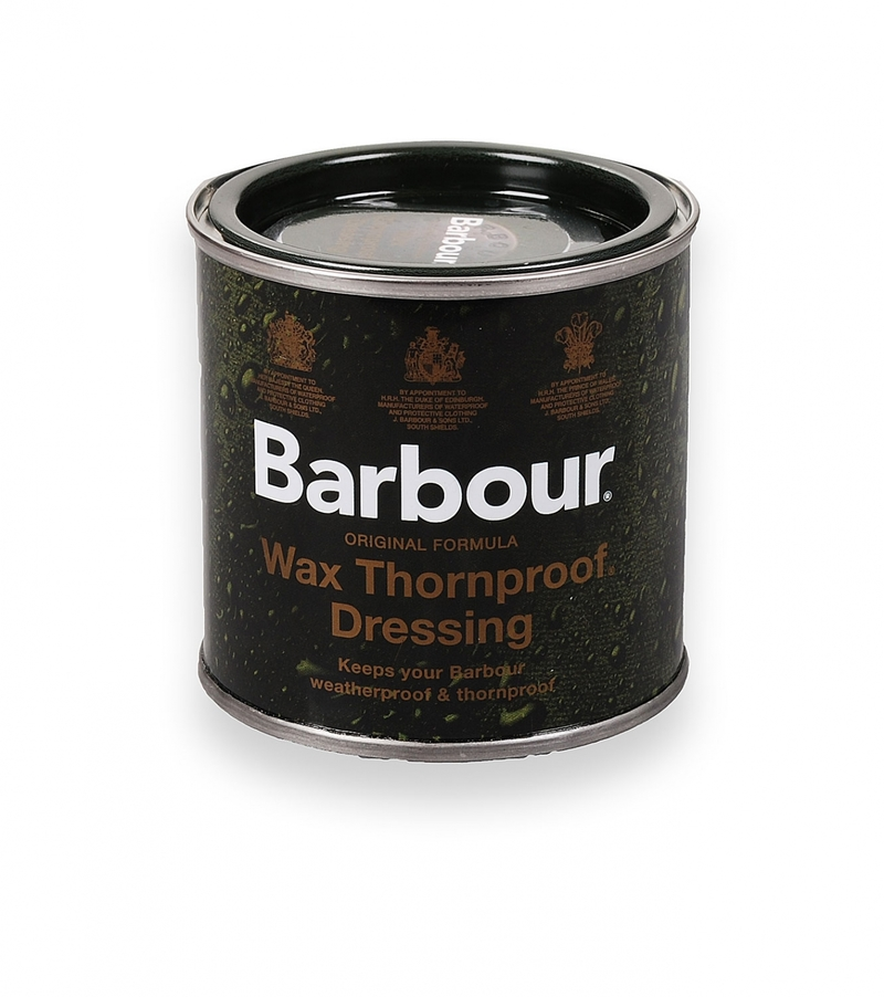 Barbour Wax Thornproof Foto 0