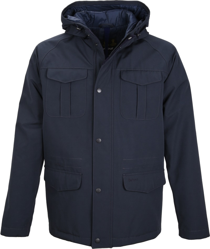 Barbour Whitstable Jack Navy foto 0