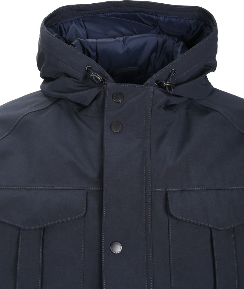Barbour Whitstable Jack Navy foto 3