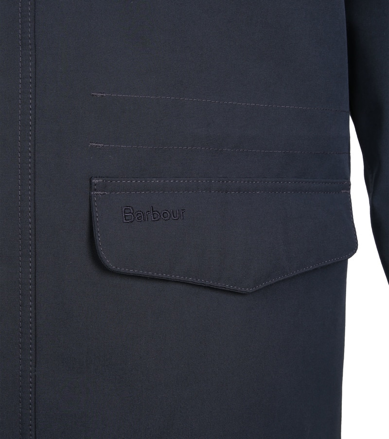 Barbour Whitstable Jack Navy foto 5