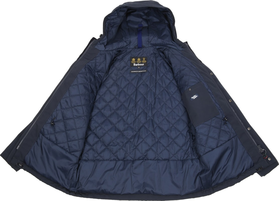 Barbour Whitstable Jack Navy foto 8