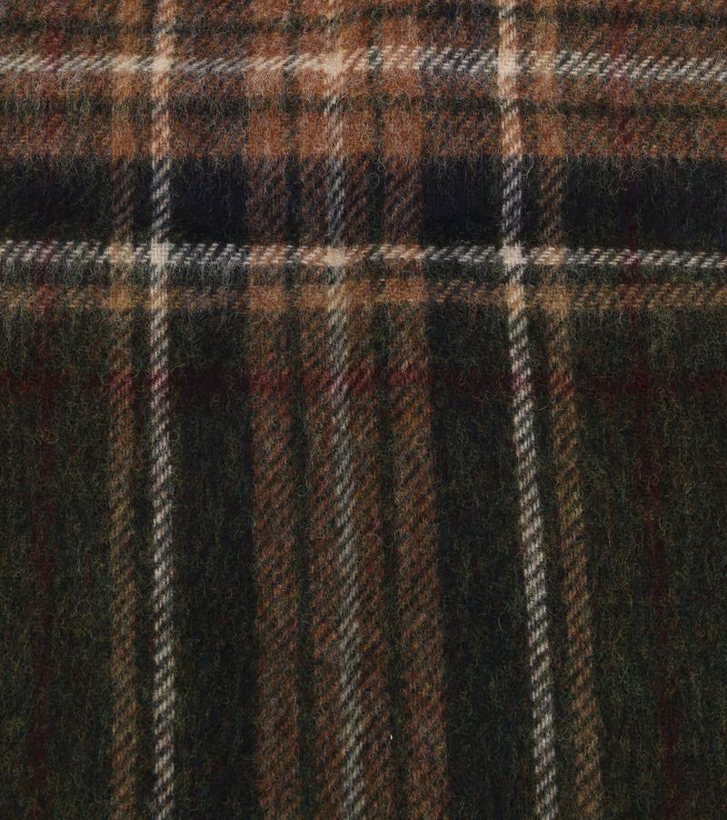 Barbour Wool Schal Elwood Olive