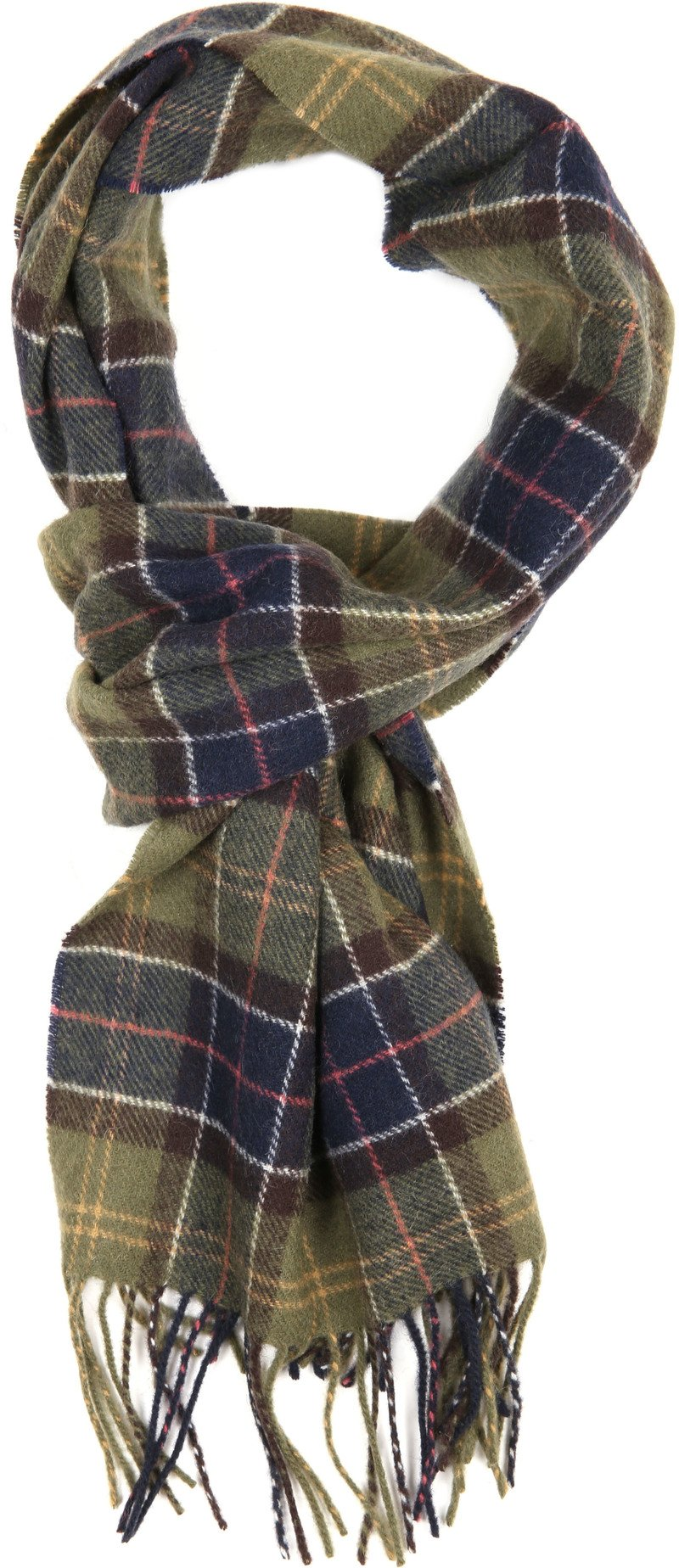 BarbourScarfs Tartan Lambswool Classic photo 0