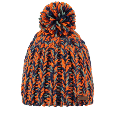 Barts Beanie Tunde Orange Blau  online kaufen | Suitable