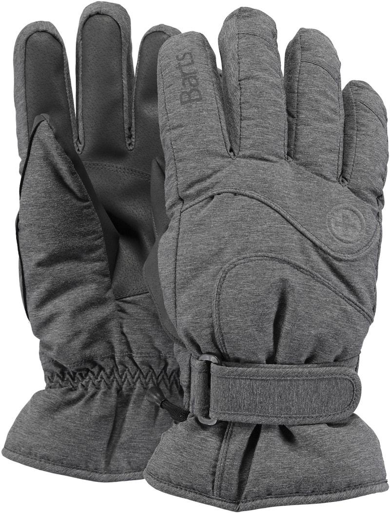 Barts Gloves Basic Dark Grey photo 0