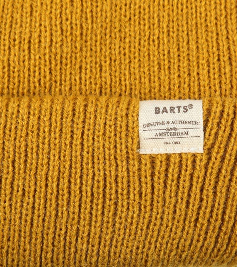 Barts Kinyeti Muts Mustard foto 1