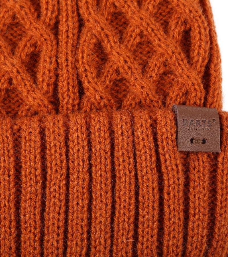 Barts Mallard Muts Oranje foto 1
