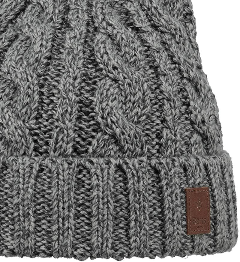 Detail Barts Muts Twister Grijs