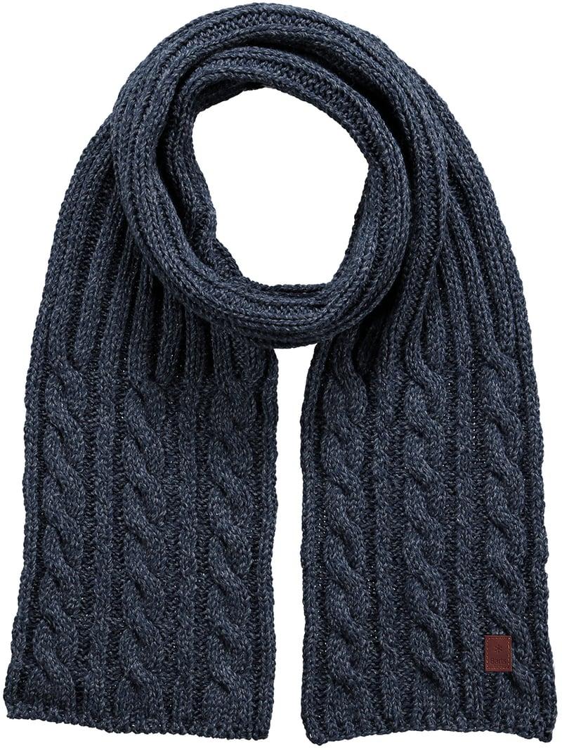 Barts Schal Twister Dunkelblau  online kaufen | Suitable